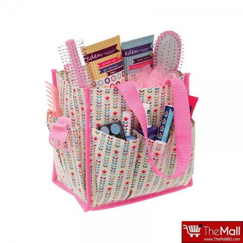 Body Collection Eden Fabric Organiser Bag Gift Set