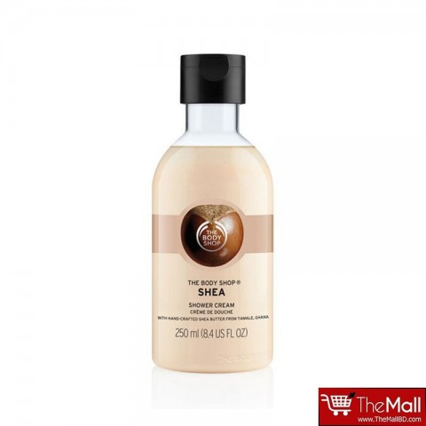 The Body Shop Shea Shower Cream 250ml