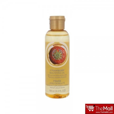 The Body Shop Strawberry Beautifying Oil 100ml