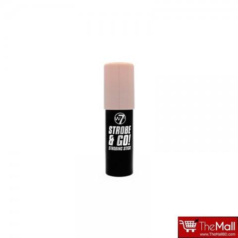W7 Strobe & Go Strobing Stick 5g - Pink Light