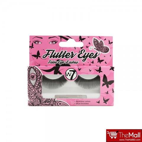 W7 Flutter Eyes False Eyelash - EL01