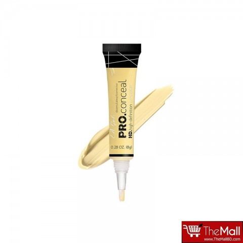 L.A. Girl HD Pro Concealer 8g - GC995 Light Yellow Corrector