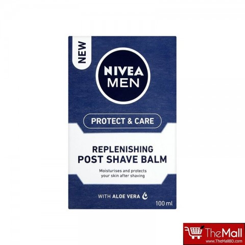 Nivea Men Protect And Care Replenishing Post Shave Balm 100ml