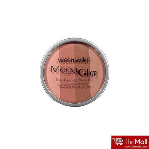 Wet n Wild MegaGlo Illuminating Powder 9g - 347 Spotlight Peach