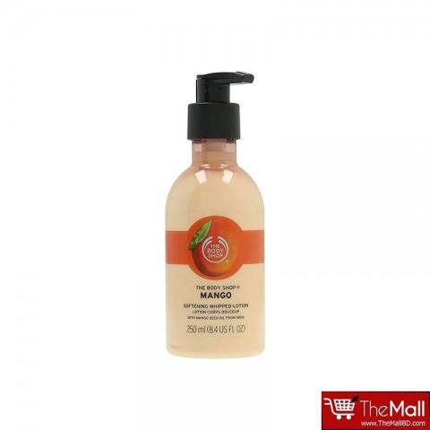 The Body Shop Mango Softening Whipped Lotion 250 ml