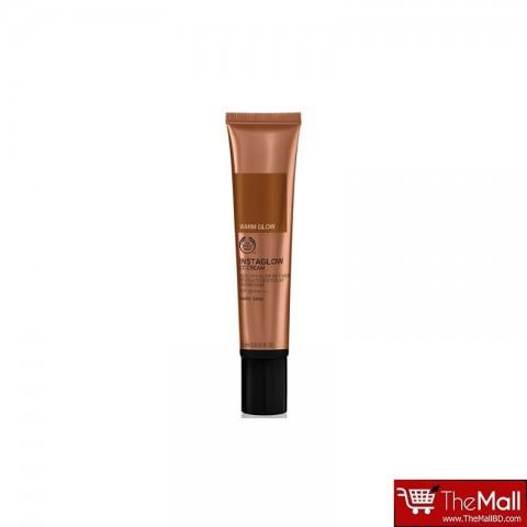 The Body Shop Instaglow CC Cream Warm Glow 25ml - Dark Skin SPF 20 PA+++