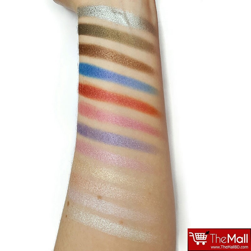 Makeup Revolution Redemption Eyeshadow Palette - Unicorns Are Real