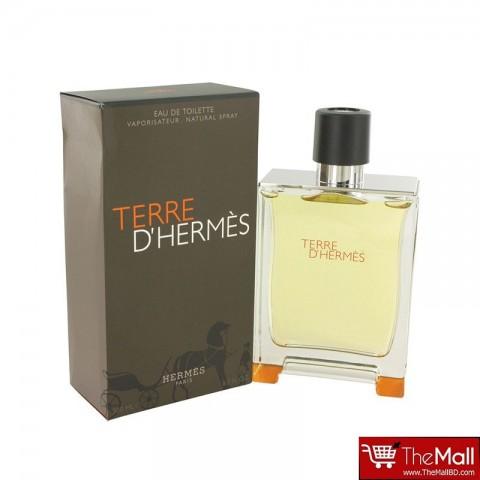 Hermes Terre D'Hermes Eau De Toilette Parfum for Men 200ml