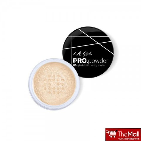 L.A. Girl HD Pro Setting Powder 5g - GPP920 Banana Yellow