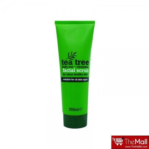 Xpel Tea Tree Facial Scrub For All Skin Types 250 ml