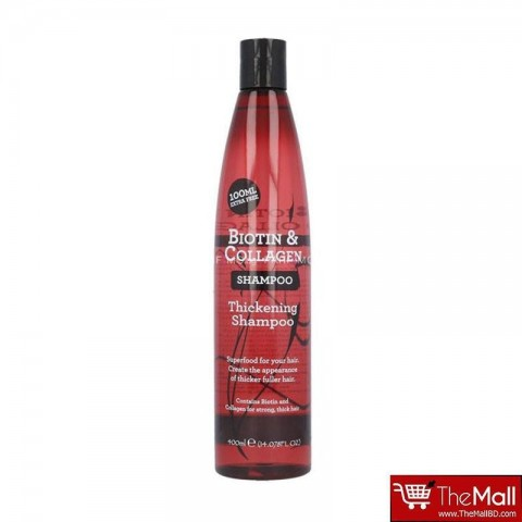 Xpel Biotin & Collagen Thickening Shampoo 400ml