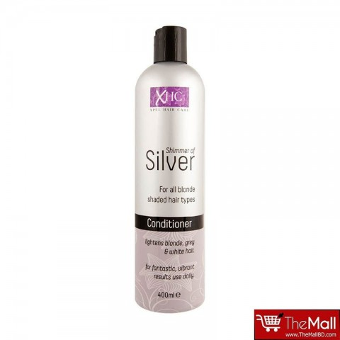 Xpel Hair Care Shimmer of Silver Conditioner 400ml