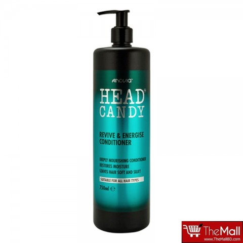 Anovia Head Candy Revive & Energise Conditioner 750ml