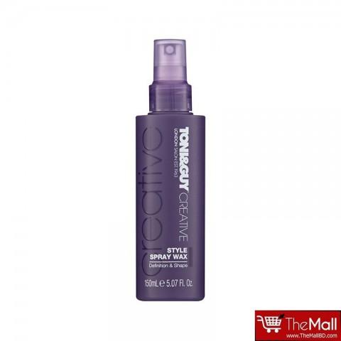 Toni & Guy Style Spray Wax 150ml