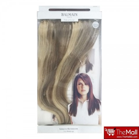 Balmain Pret-a-Porter 3pcs Length Extension 40cm - Dark Sand