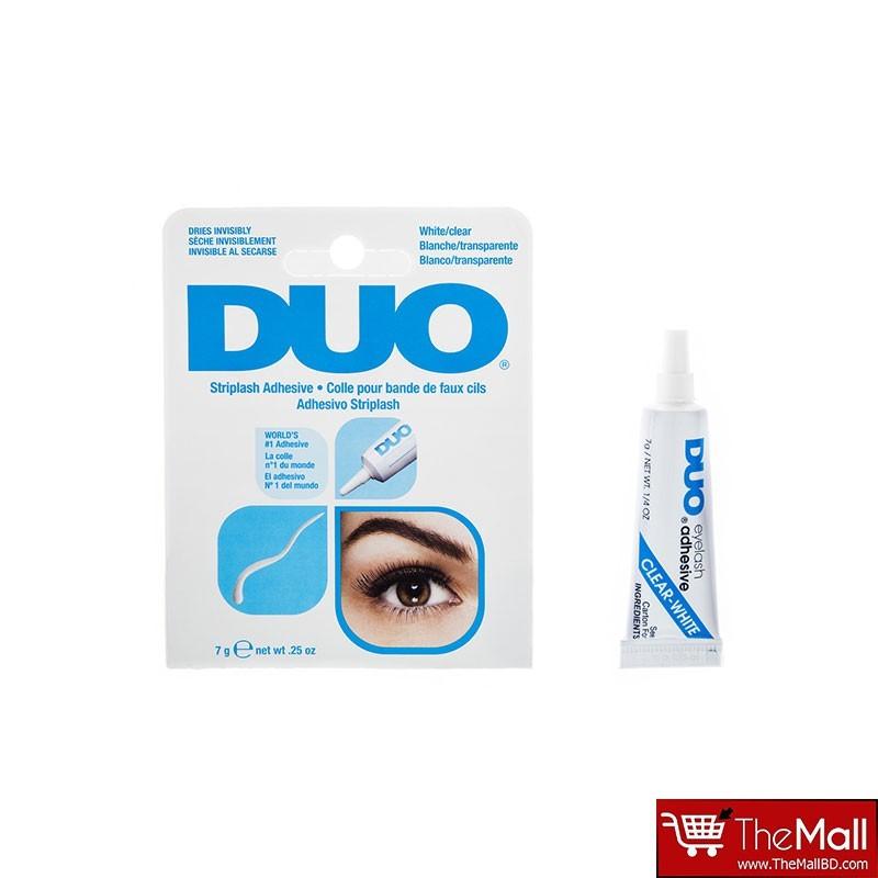 Duo Eyelash Adhesive – White/Clear
