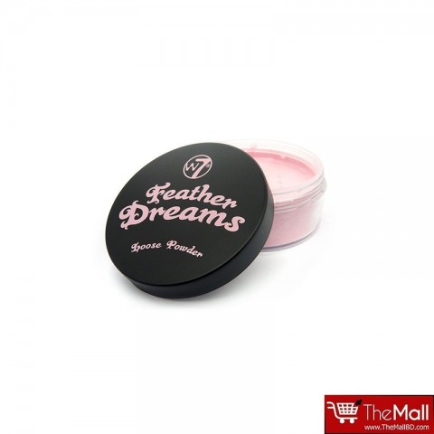 W7 Feather Dreams Loose Powder 20g