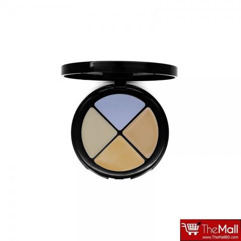 W7 Hide 'N' Seek Anti-Dullness Colour Correcting Concealer Quad - Lavender 5g