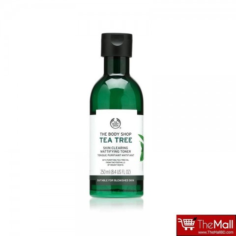 The Body Shop Tea Tree Skin Clearing Mattifying Toner 250ml