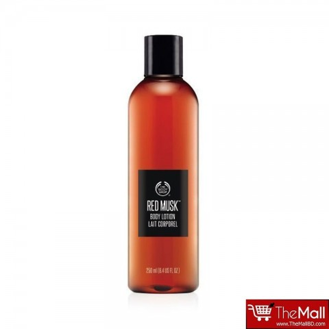 The Body Shop Red Musk Body Lotion 250ml