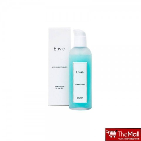 Envie Auto Bubble Cleanser 150ml