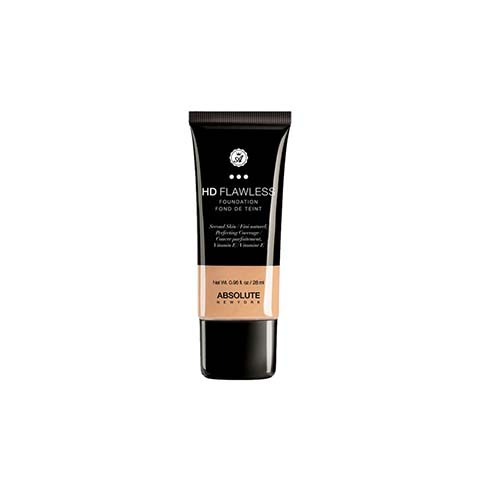 Absolute New York HD Flawless Foundation - AHDF01 Natural