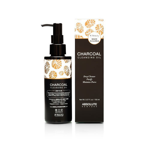 Absolute New York Charcoal Cleansing Oil 150ml – ACS02