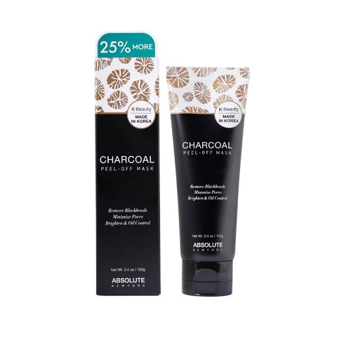 Absolute New York Charcoal Peel Off Mask 100g - ACS03