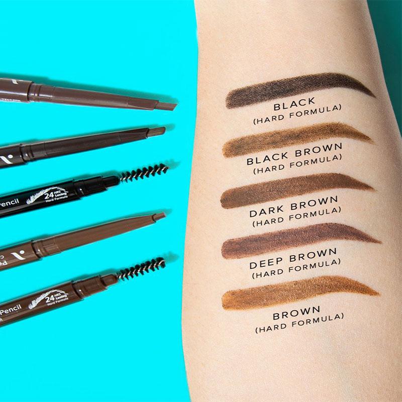 Absolute New York Perfect Eyebrow Pencil - MEBP03 Dark Brown