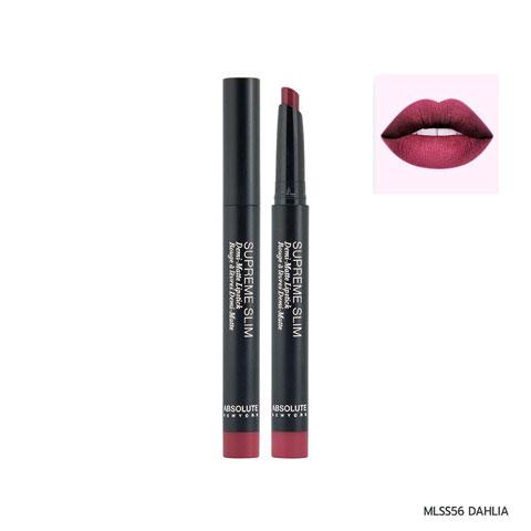 Absolute New York Supreme Slim Demi Matte Lipstick - MLSS56 Dahlia
