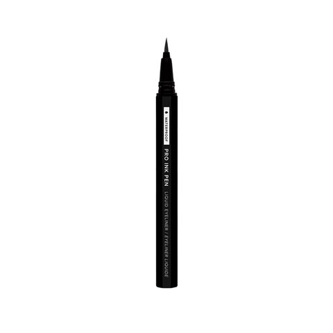 Absolute New York Waterproof Pro Ink Liquid Pen Eyeliner - MEIP01 Jet Black