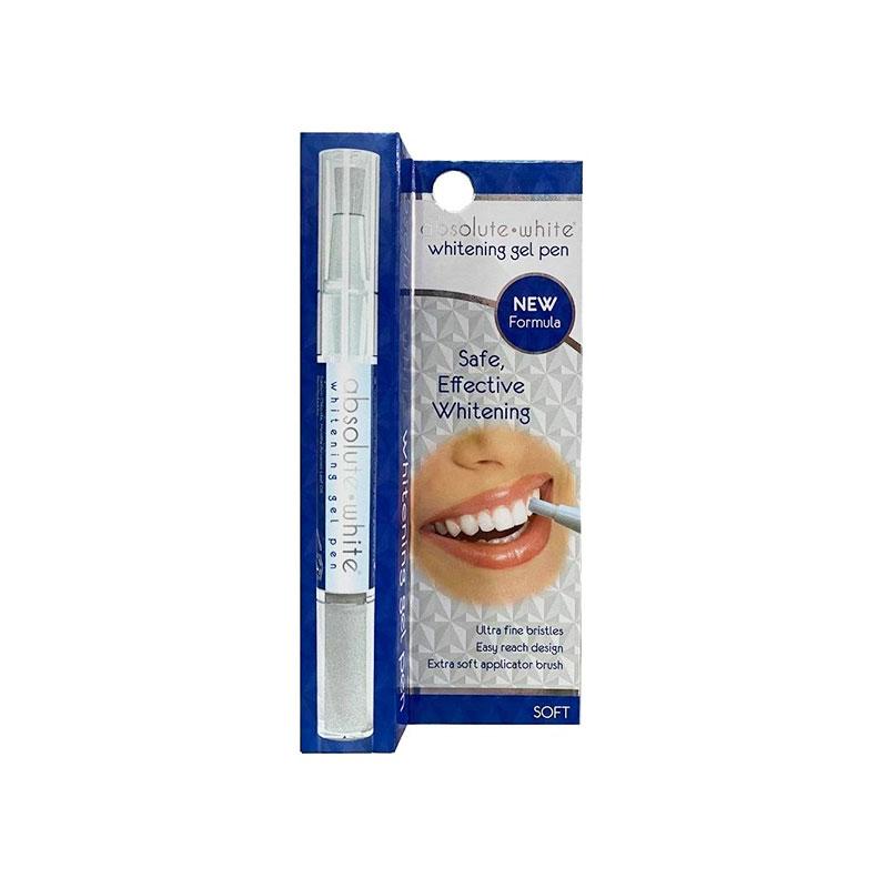 Absolute White Teeth Whitening Gel Pen 1.8g
