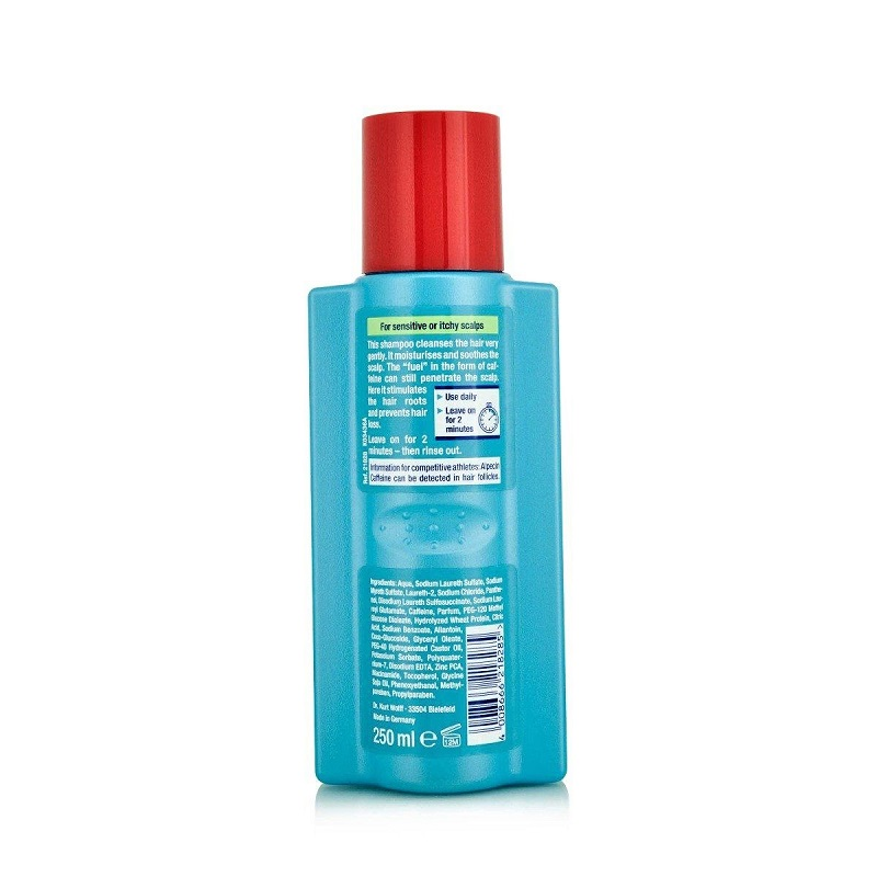 Alpecin Hybrid Caffeine Shampoo For Dry Itchy Scalps 250ml