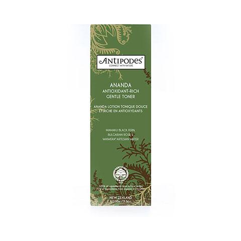 Antipodes Ananda Antioxidant Rich Gentle Toner 100ml