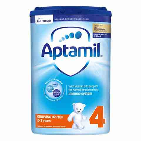 Aptamil Growing Up Milk 4 From 2-3 Years 800g