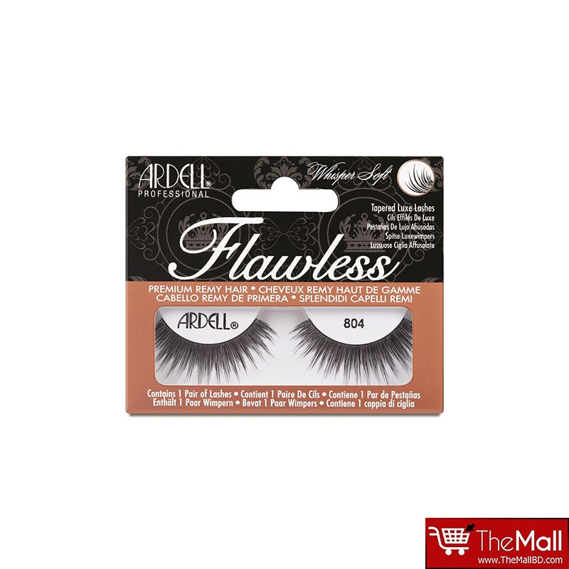 Ardell Flawless Tapered Luxe Lashes 804