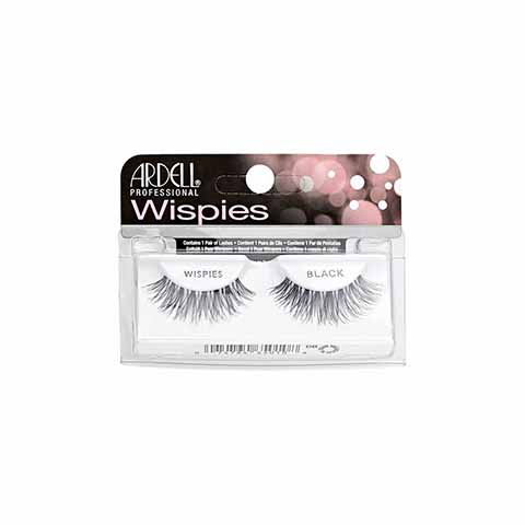 Ardell Wispies False Eyelashes - Wispies Black