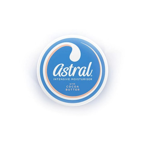Astral Intensive Moisturiser With Cocoa Butter For Face & Body 200ml