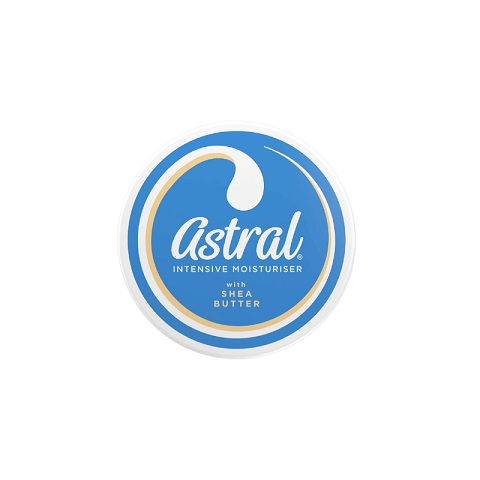 Astral Intensive Moisturiser With Shea Butter For Face & Body 200ml
