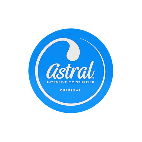 Astral Original Face & Body Moisturiser Cream 200ml
