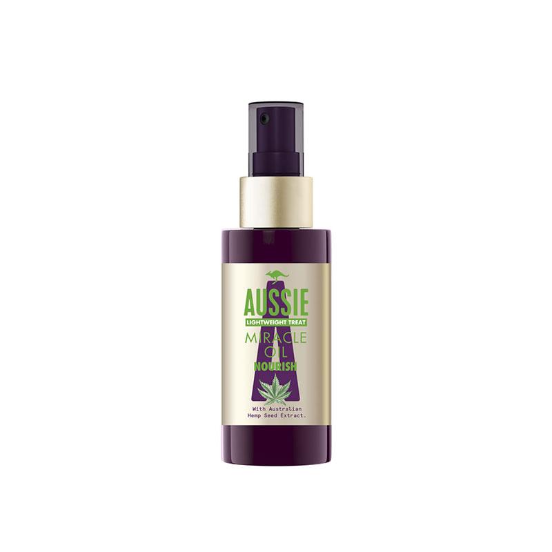 Aussie Lightweight Treat Miracle Nourish Hair Oil 100ml