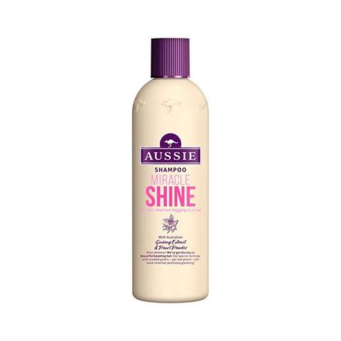 Aussie Miracle Shine Shampoo 300ml