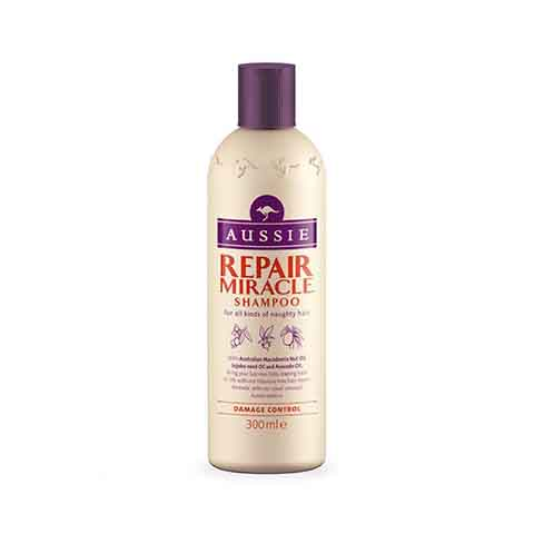 Aussie Repair Miracle Damage Control Shampoo 300ml