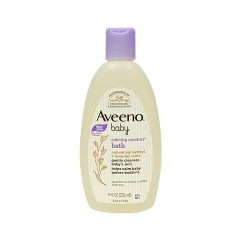 Aveeno Calming Comfort Baby Bath 236ml