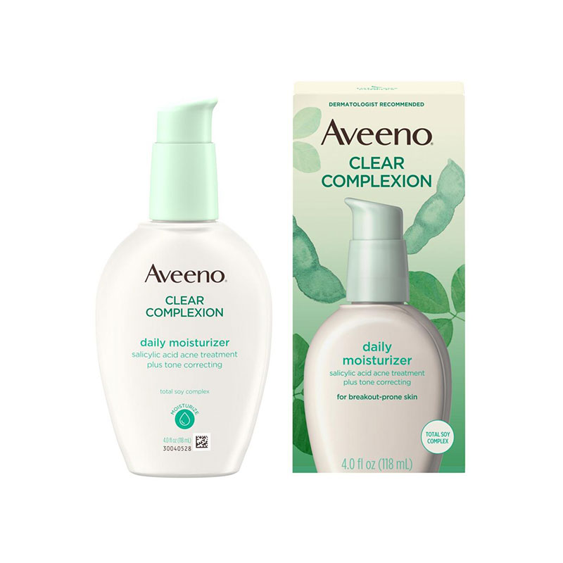 Aveeno Clear Complexion Daily Moisturizer 118ml