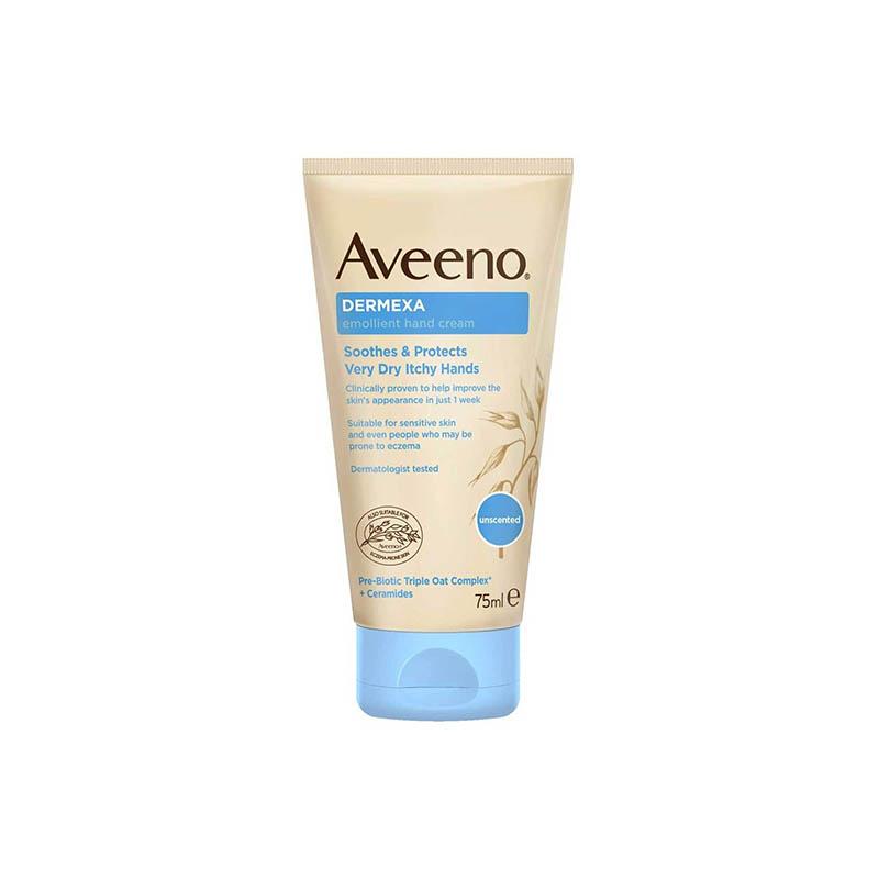 Aveeno Dermexa Emollient Hand Cream 75ml