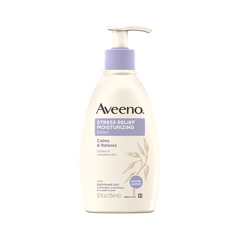 Aveeno Stress Relief Moisturizing Lotion 354ml