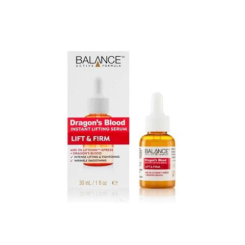 Balance Active Formula Dragon's Blood Instant Lifting Serum 30ml