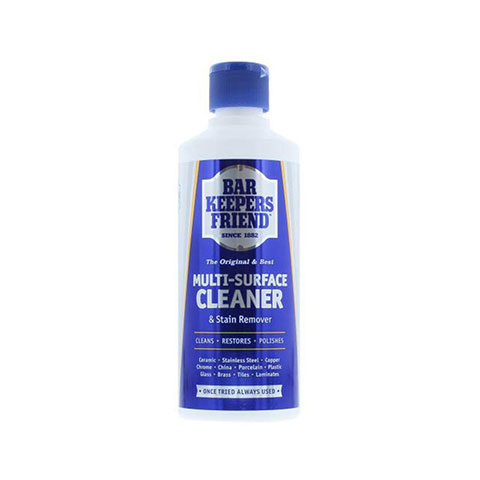 Bar Keepers Friend The Original & Best Multi-Surface Cleaner & Stain Remover 250g