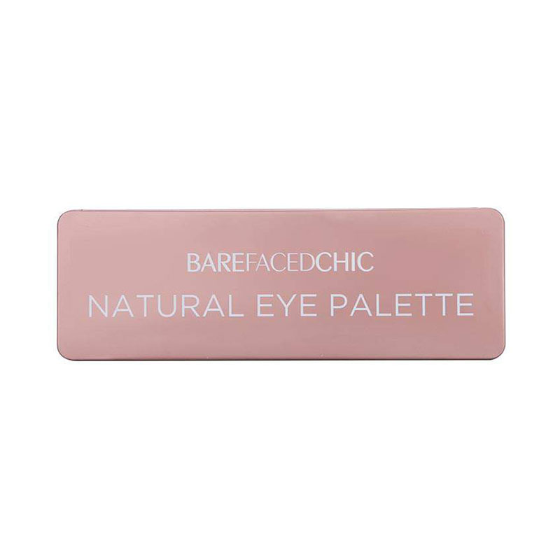 Bare Faced Chic Eyeshadow Palette - Natural